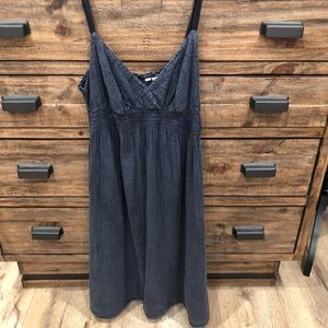 Dresses & Skirts - Soft Denim Blue Dress In Size Small